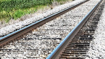 1 person dead after freight train hits car in Barberton