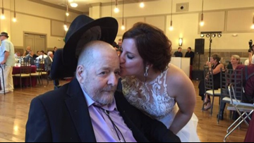 Father battles to fulfill dying wish of attending daughter's wedding