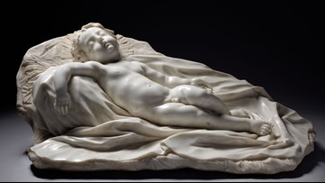 Cleveland Museum of Art acquires 'Sleeping Christ Child' sculpture