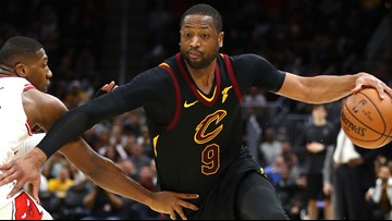 A look back at Dwyane Wade's time with the Cleveland