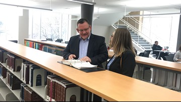 A passion for law: Akron father, daughter make history by taking Bar Exam together
