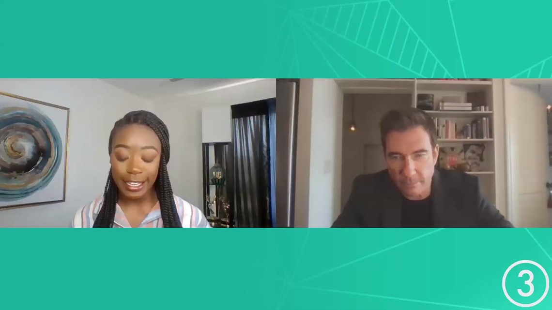 Dylan McDermott of NBC's Law and Order: Organized Crime talks new season and production amid the pandemic