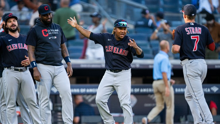 Cleveland Indians light up Gerrit Cole, beat New York Yankees 11-1
