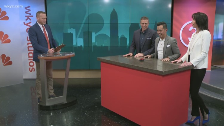 Shaker Heights man from 'Ellen's Game of Games' takes part in 'Trivia Tuesday' on What's New