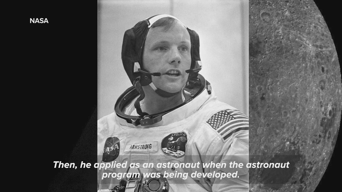 How Neil Armstrong was recruited to work in Cleveland: Moon landing 50 years later