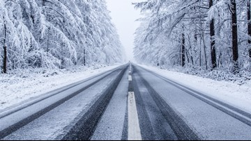 Several Northeast Ohio counties issue travel advisories as snow falls