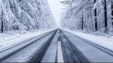 Live radar: Track the snow