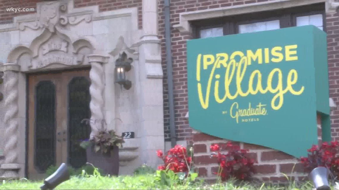 LeBron James Family Foundation ready to welcome families into 'I PROMISE Village'