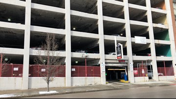 Police investigating rape in downtown Cleveland Gateway parking garage