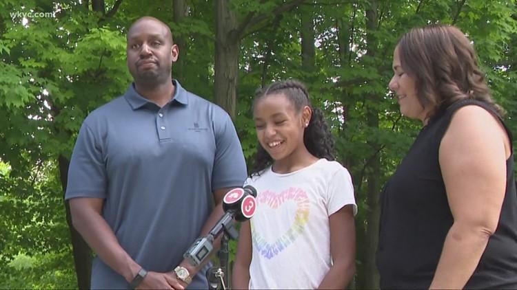 Northeast Ohio children take part in Pfizer vaccine trail for ages 5-11