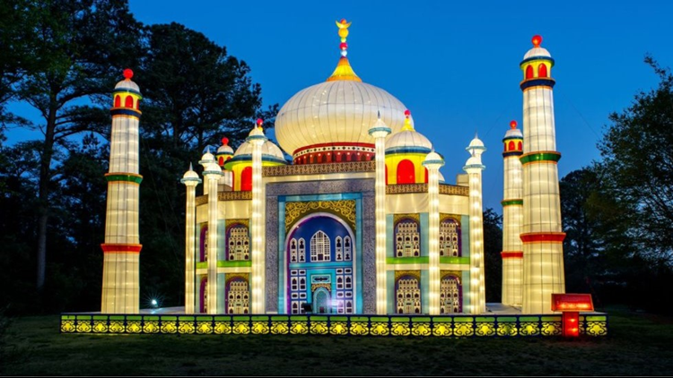 Asian Lantern Festival to return to Cleveland Metroparks Zoo starting July 14