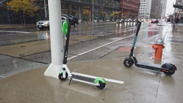 E-Scooters will likely go away during wintry blast in Cleveland