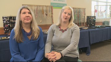 Jewelry Box Sale To Benefit Women's Homeless Shelter