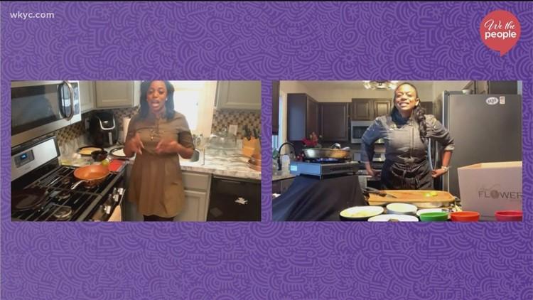 Tiwanna Scott-Williams - PearlFlower Catering & Pearl's Kitchen