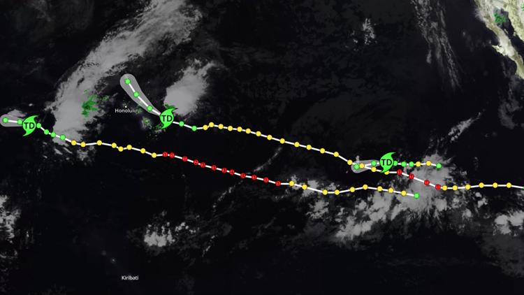 Tropics Update on August 5, 2019