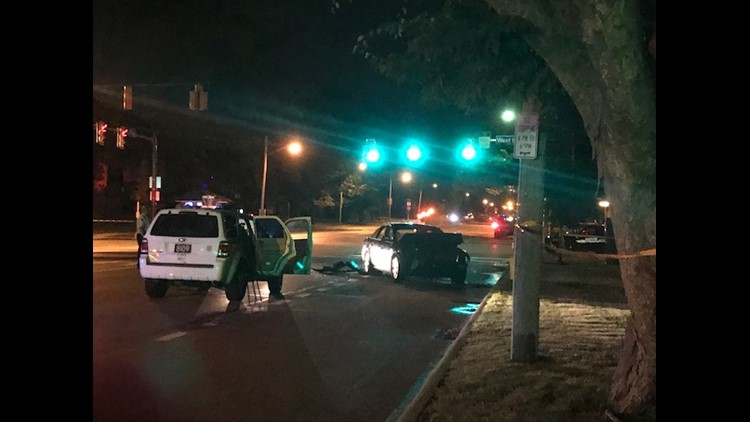 One hospitalized after shooting near the Cleveland/Lakewood border