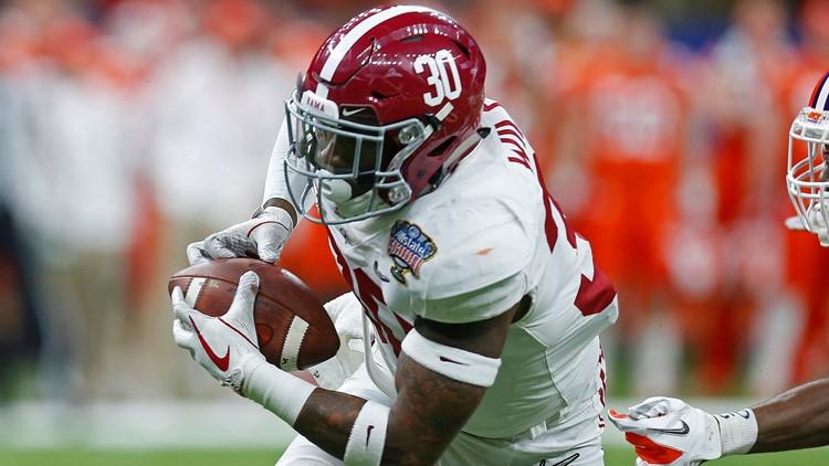 Mack Wilson University of Alabama Sugar Bowl Football