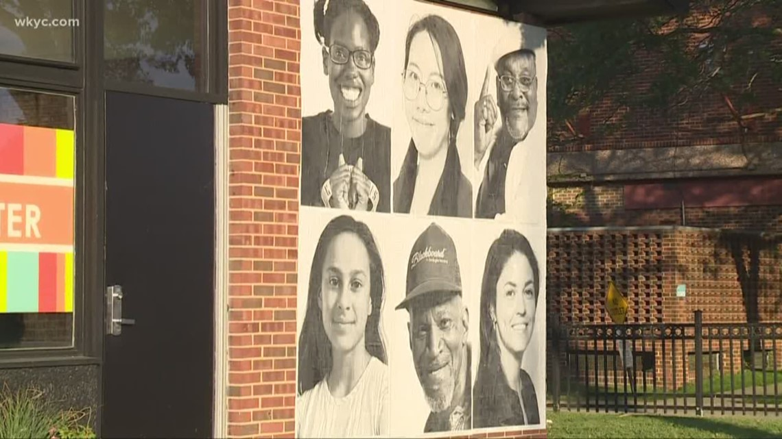 New art exhibit uses faces of Ohio City to strengthen a community