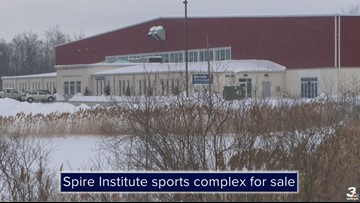 Spire Institute sports complex reportedly for sale