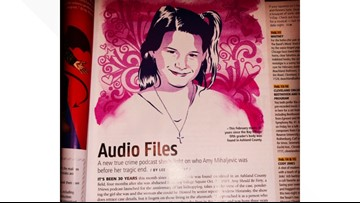 3News' 'Amy Should Be Forty' podcast featured in February issue of 'Cleveland Magazine'