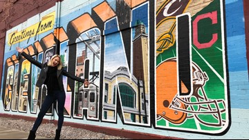 Do it for the 'Gram: Checking out the most Instagram-worthy spots in Cleveland
