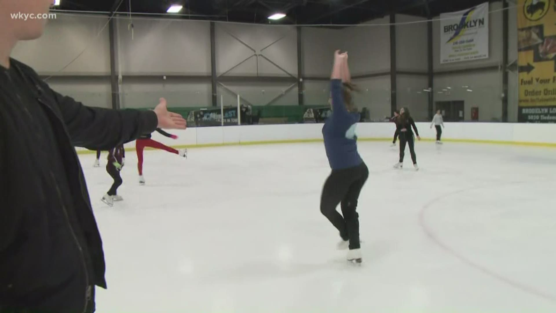 Local Rink Offering Free Ice Skating Lessons Sunday Wkyc Com
