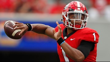 Ohio State QB Justin Fields approved for eligibility in 2019