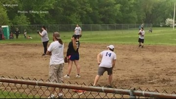 Local woman says she was pulled from softball program after missing too much church