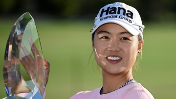 Minjee Lee wins LA Open for fifth LPGA Tour title