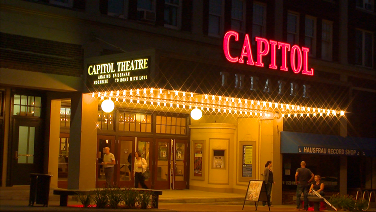 A Cleveland landmark: Capitol Theatre turns 100 years old with countdown to reopening underway