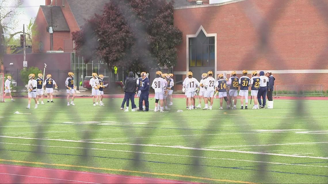 17 Saint Ignatius High School students suspended amid hazing investigation involving varsity lacrosse team