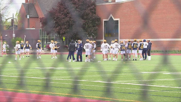 17 Saint Ignatius High School students suspended amid hazing investigation involving varsity lacrosse team