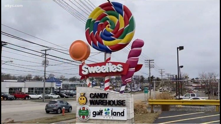 b.a. Sweetie issues candy recall for 2 chocolate products sold at multiple Northeast Ohio stores