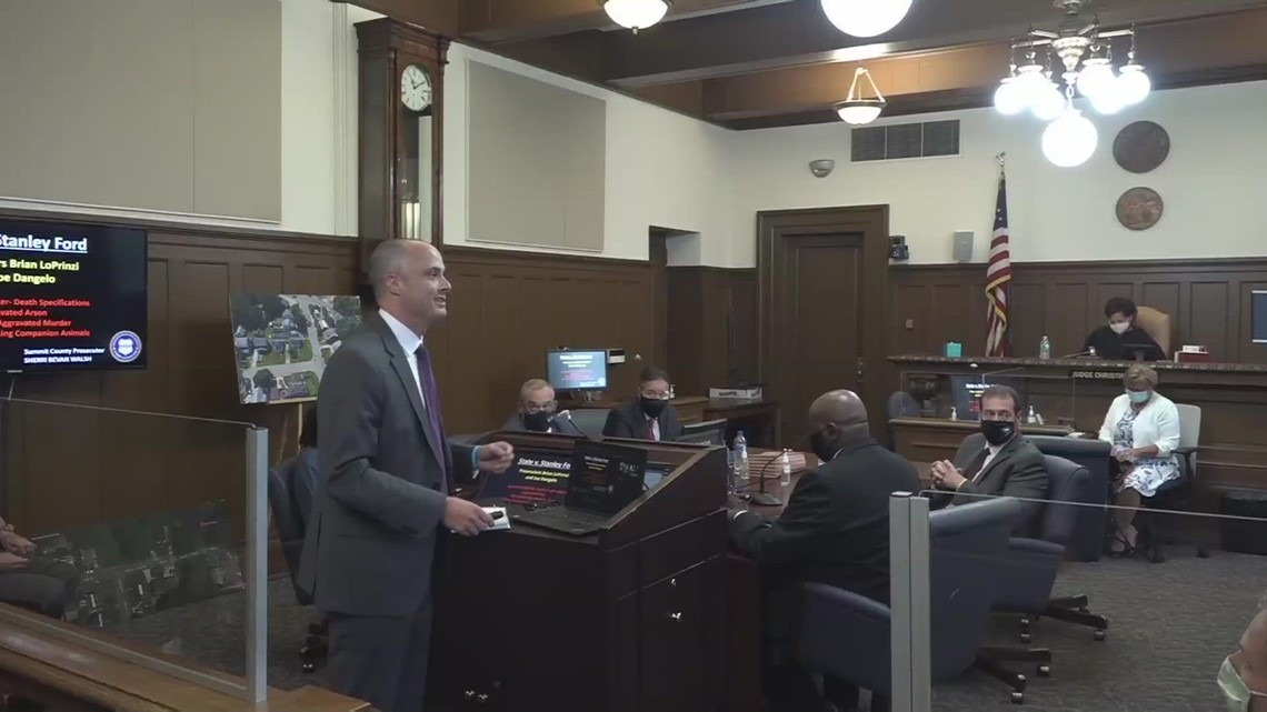 New trial begins for Stanley Ford: Akron man accused of killing 9 in house fires