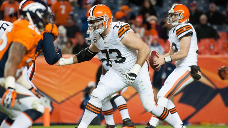 Former Cleveland Browns LT Joe Thomas 3