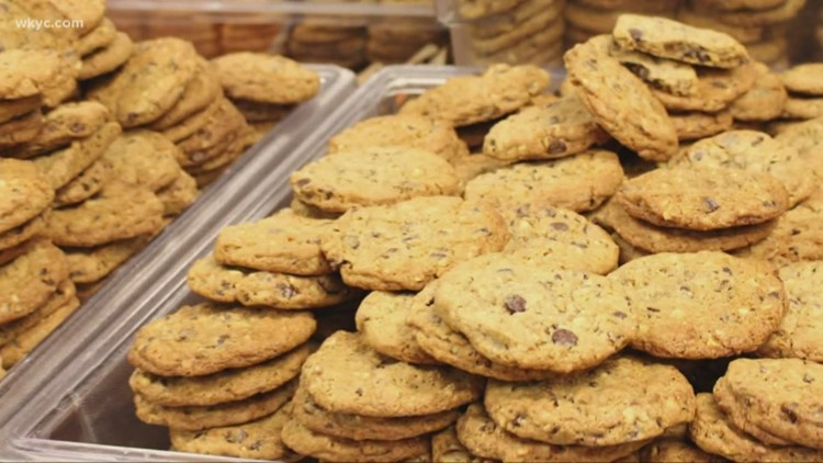 Study shows chocolate chip cookies are just as addictive as cocaine