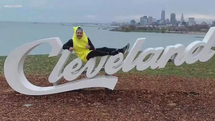 Mike Polk Jr. sits down with the Running Banana