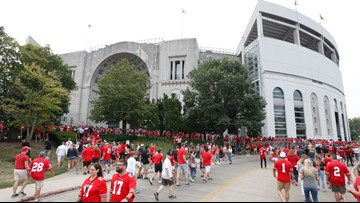 Ohio State's request to trademark the word 'THE' initially denied
