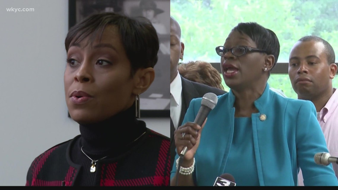 Bernie Sanders speaks at Nina Turner event in Cleveland, Shontel Brown hosts dueling rally