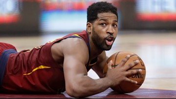 WATCH | Cleveland Cavaliers center Tristan Thompson ejected from game after patting former teammate Jae Crowder's behind