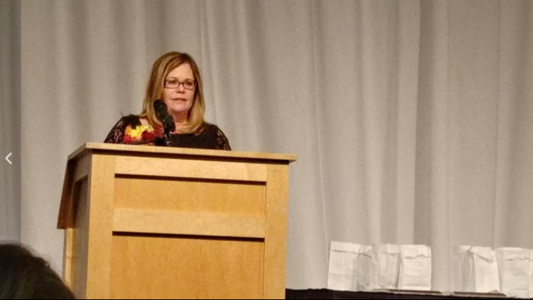 3News assignment editor Lisa Lowry inducted into Press Club of Cleveland Hall of Fame