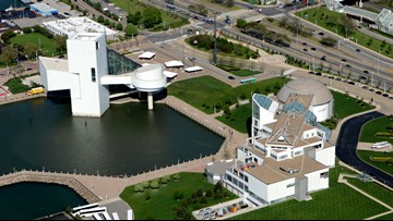 Rock and Roll Hall of Fame plans expansion that would link it with Great Lakes Science Center