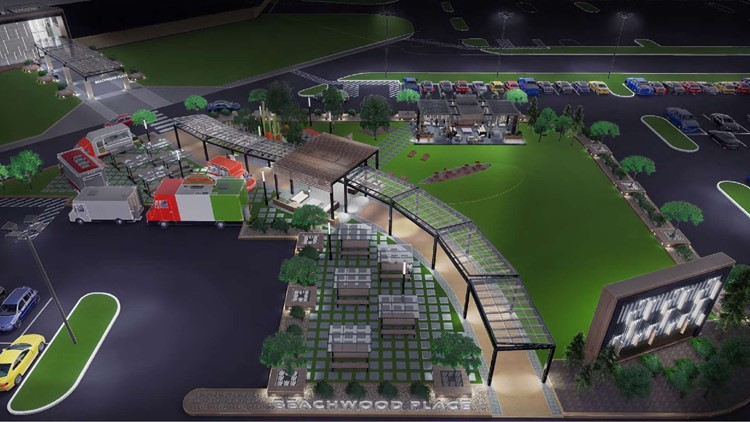 Beachwood Place Mall renderings