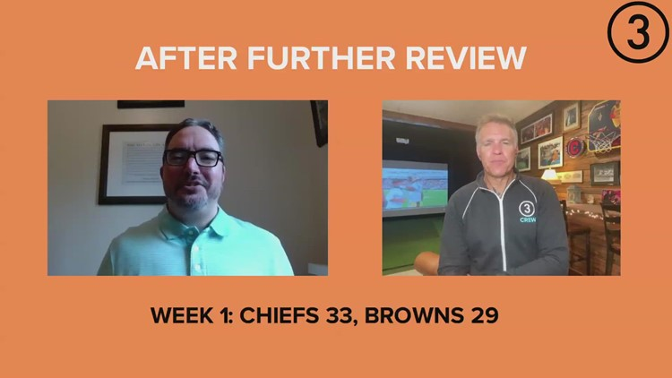 #3Browns After Further Review: Look back on Cleveland Browns loss at Kansas City Chiefs with Jay Crawford and Dave 'Dino' DeNatale