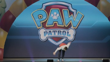 PAW Patrol Live Sizzle Reel