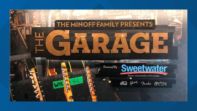 Rock & Roll Hall of Fame reopens Interactive Garage exhibit, receives generous gift