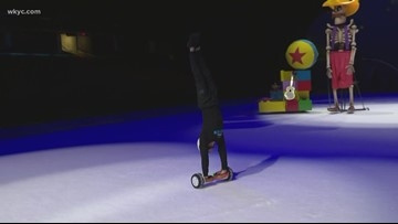 Disney on Ice in Cleveland: How hover boards have changed the show