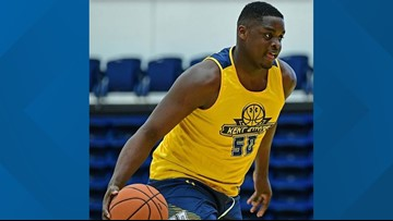Kalin Bennett, 1st NCAA Division I scholarship basketball player with autism, debuts for Kent State