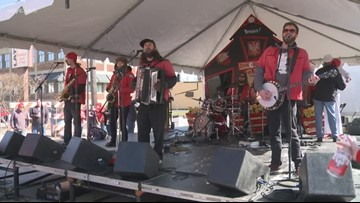 Celebrating Dyngus Day in Cleveland