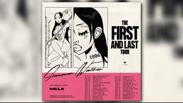 Summer Walker to headline 'The First and Last' tour at The Agora this fall